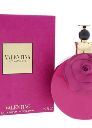 Valentino Valentina Rosa Assoluto Женская парфюмерная вода
