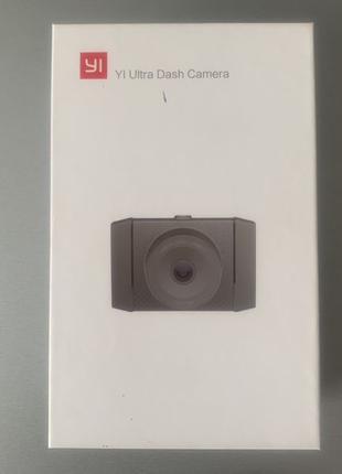Видеорегистратор xiaomi yi dash ultra 2.7k wifi (YCS 1517)
