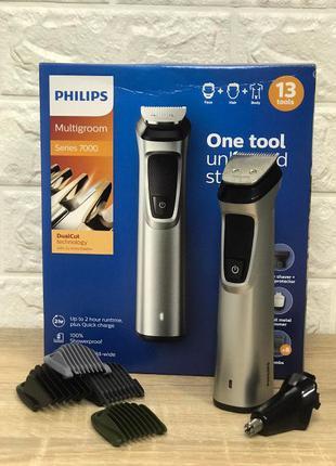 Електробритви Philips Multigroom series 7000/ 9000