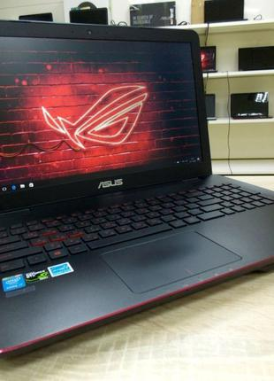 Игровой Asus ROG GL551J - Full HD. IPS / 12GB RAM / Nvidia GTX...