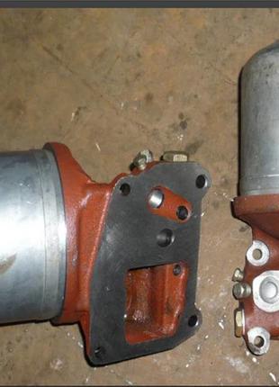 Центробежный масляный фильтр Д-240 МТЗ 80, МТЗ-82 Центрифуга