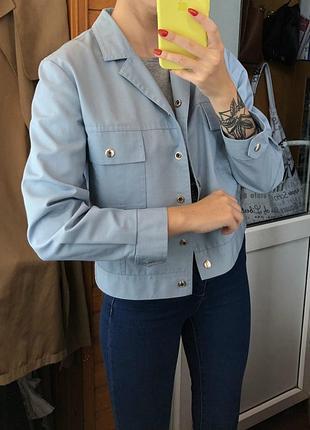 Обалденная трендовая ветровка карго oversize tex (куртка, жакет)