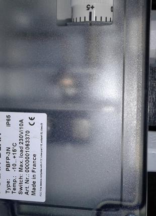 Термостат (Регулятор Температуры).