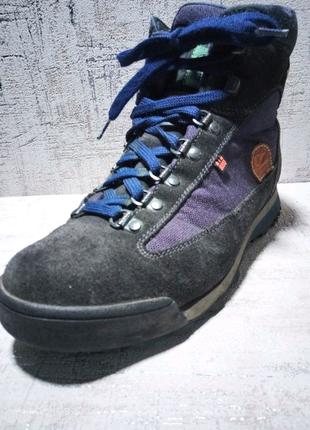 Ботинки AKU, Core-Tex, замша, 41 р-р.