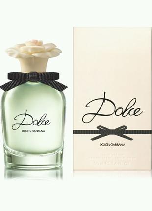 Женская парфюмированная вода Dolce & Gabbana Dolce