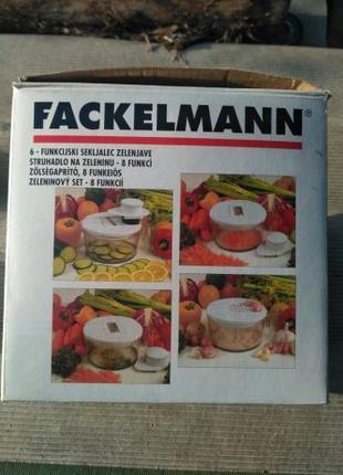 Ручной миксер fackelmann с насадками