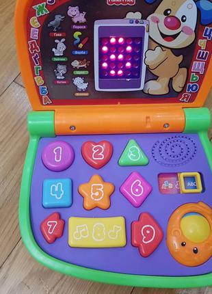 Детский компьютер Fisher-Price
