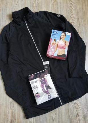 Стильный женский костюм для занятий спортом фитнесом тройка ко...
