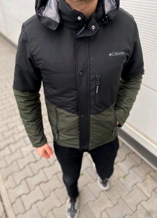 Мужская теплая куртка Columbia