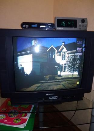 Продам телевизор Samsung на запчасти или под восстановление.
