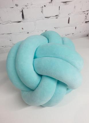 Игрушка-подушка,интерьерная подушка «узел»