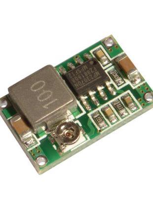 Mini 360 (ультра малий розмір DC-DC модуль синхронний випрямляч).