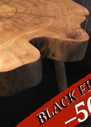 Стол журнальный. Стол из дерева.