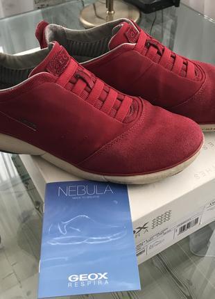Кроссовки GEOX Nebula 42 ecco adidas nike clarks skechers кеды