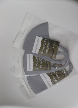 Многоразовая защитная маска Питта неопрен ОПТ