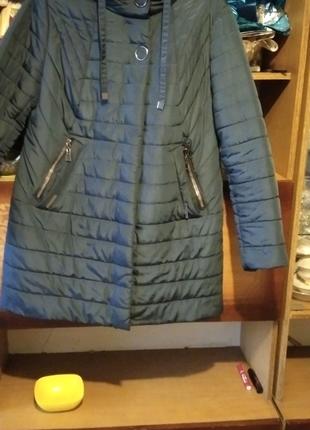 Куртка женская осень весна