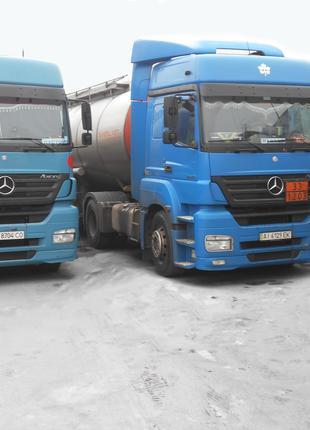Перевезення дп, доставка дизельного палива, послуги бензовозів