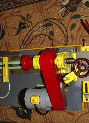 Станок СТД-120  (Станок  токарный  по  дереву)