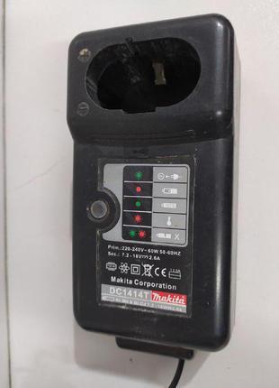 Зарядное устройство для аккумуляторов Makita DC1414T