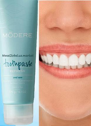 Зубная паста (без вредной химии) Toothpaste от Modere 175 грамм