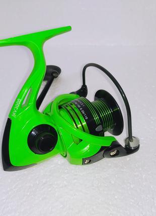 Спиннинговая рыболовная катушка BoyaBy MV-3000 9+1