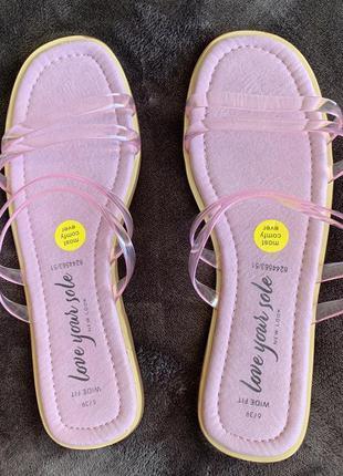 Шльопанці, сандалі, тапочки, літо 2020, шлепанцы, женственные ...