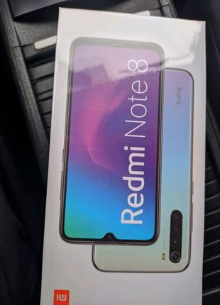 Xiaomi Redmi Note 8 4/64 Gb Grey