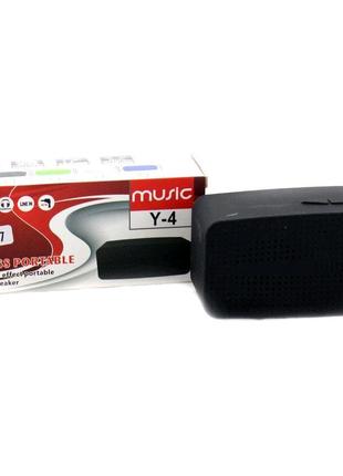 Мобильная колонка SPS Y4 Bluetooth