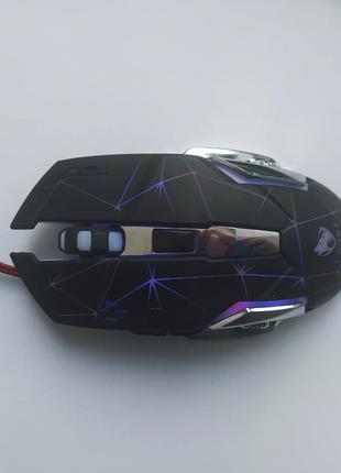 Игровая мышь с подсветкой T-Wolf 3200 dpi