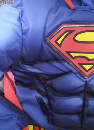 Продается карнавальный костюм Супермен
