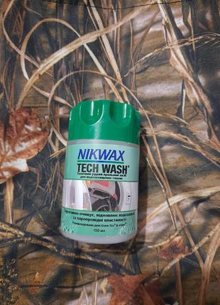 Средство для стирки мембран Nikwax Tech Wash 150мл.