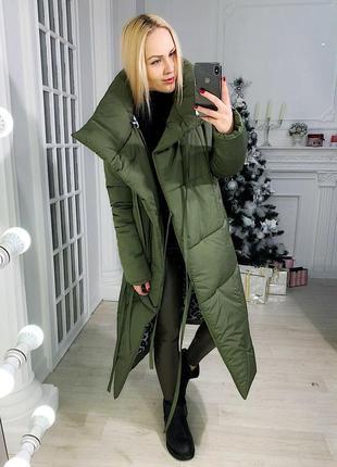 Куртка - пуховик *одеяло* женская ,зима