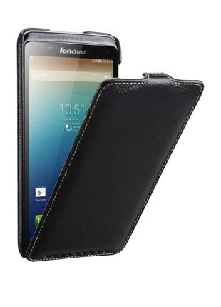 Чехол Avatti Lenovo S930 Slim Flip black