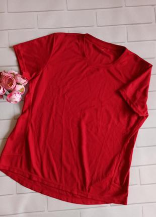 Спортивная футболка respect inside red