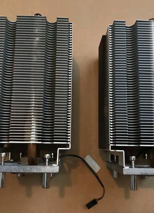 Кулер радиатор башня для охлаждения процессора Socket J LGA 771