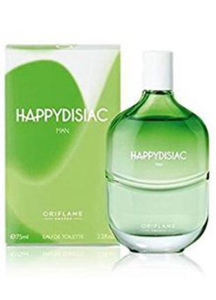Мужские духи туалетная вода Хеппидизиак Мен Happydisiac Man