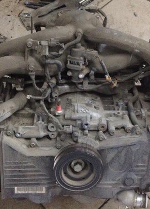 Разборка Subaru Impreza II (2003), двигатель 2.0 EJ204