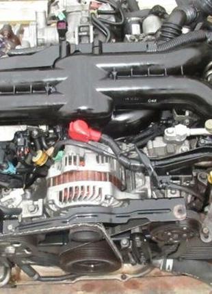 Разборка Subaru Impreza III (GH) 2009, двигатель 2.5 EJ255