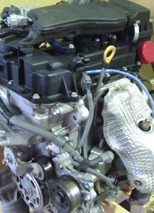 Разборка Subaru Justy IV (2009), двигатель 1.0 1KR-FE