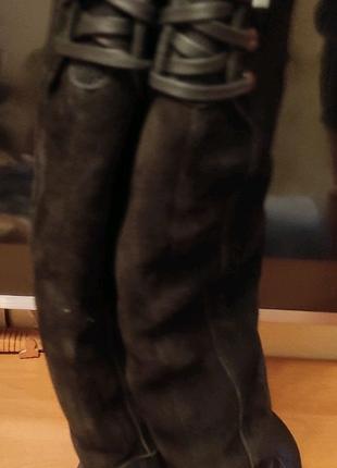 Женские зимние сапоги