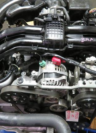 Разборка Subaru Legacy VI (B15) 2016, двигатель 2.5 FB25