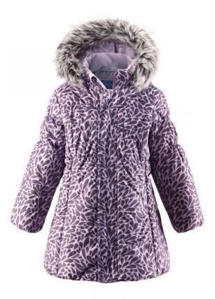Пальто зимнее куртка Lassie by Reima 128 134 140 см