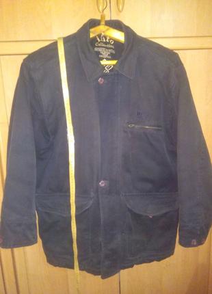 Куртка мужская осень зима
