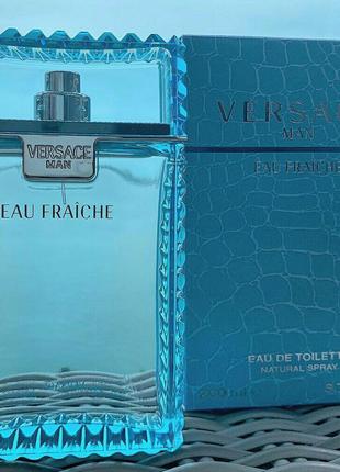 Мужская туалетная вода Versace Man Eau Fraiche
