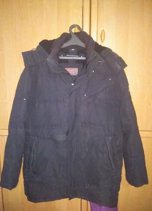 Куртка мужская пуховая