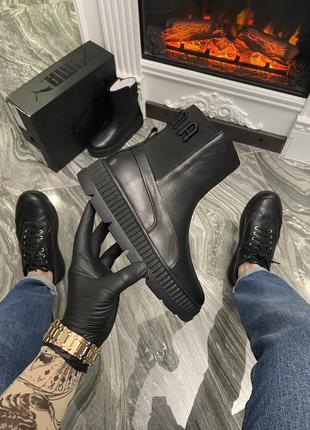 Puma by rihanna chelsea sneakers boot