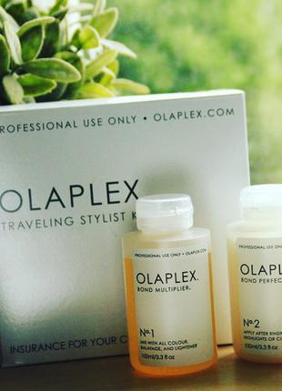Olaplex Traveling Stylist Kit - Олаплекс набор стилиста 3×100 ml