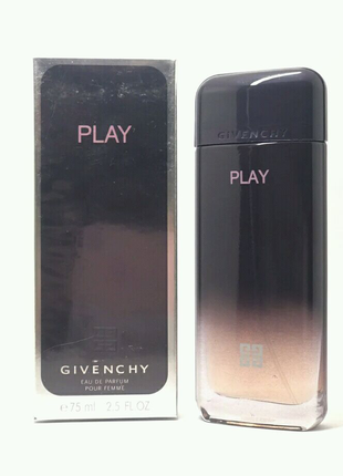 Женский парфюм Givenchy Play Pour Femme 75