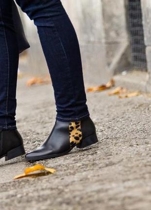 Ботинки осень весна.