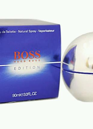 Мужской парфюм Hugo Boss Boss In Motion Edition IV